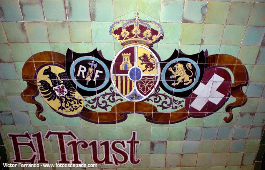Estación de Chamberí Metro Madrid