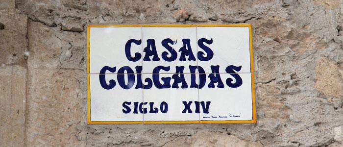 Casas Colgadas y Puente de San Pablo en Cuenca