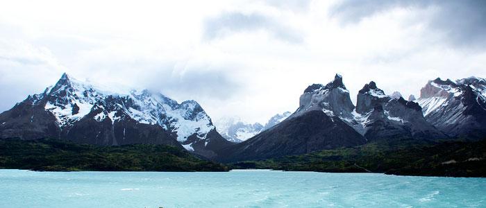 Lago Grey y Lago Pehoe - Chile