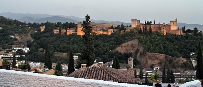 Albaicín y Mirador de San Nicolás - Granada