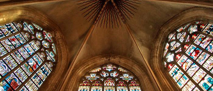 Que ver en Brujas - Catedral de San Salvador