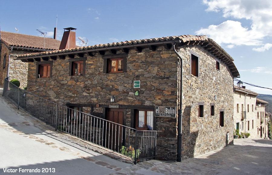 SierraRinconBlogTrip - Casas El Bulin La Hiruela - Sierra del Rincón
