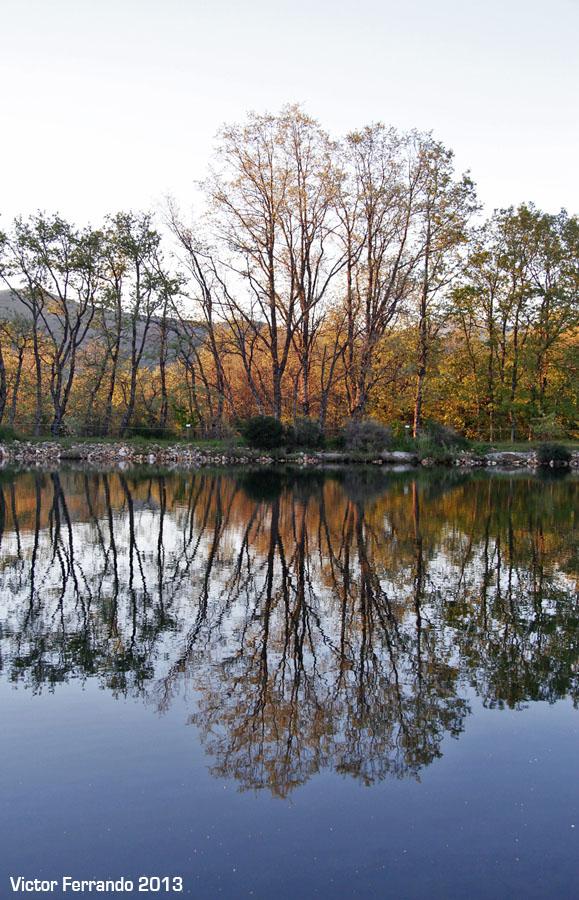 Sierra del Rincón - Laguna del Salmoral