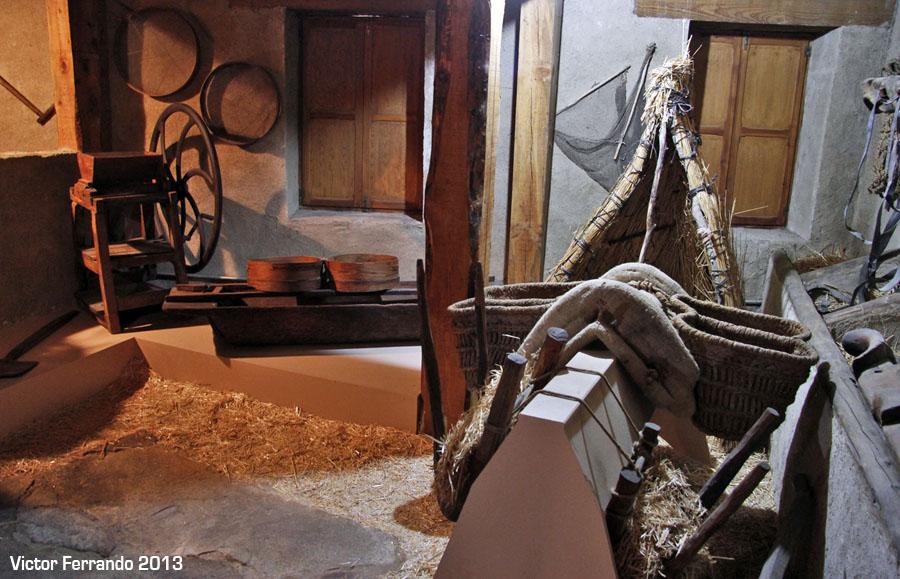 SierraRinconBlogTrip - Museo Etnológico de Horcajuejo