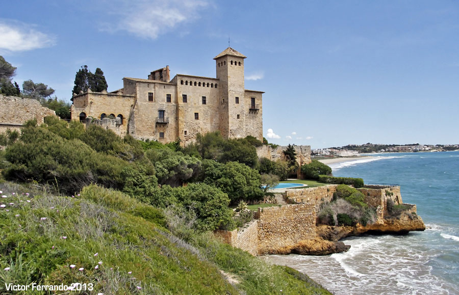 TBMCatSur Tarragona - Camí de Ronda - Castillo de Tamarit