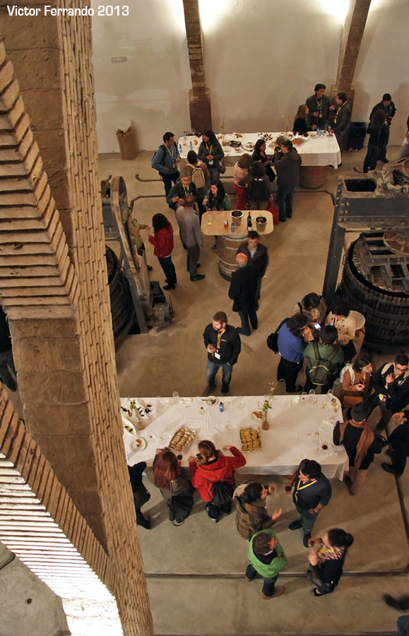 TBMCatSur Tarragona - Cena Gandesa Cooperativa