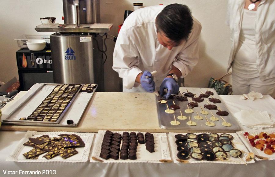 TBMCatSur Tarragona - Cena Gandesa Chocolate