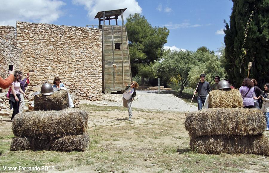 TBMCatSur Tarragona - Ciudadela Ibérica de Calafell