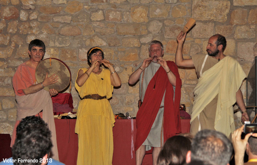 TBMCatSur Tarragona - Música Romana