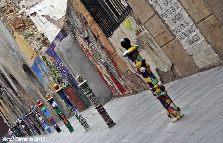 TBMCatSur Tarragona StreetArt Pilon Street