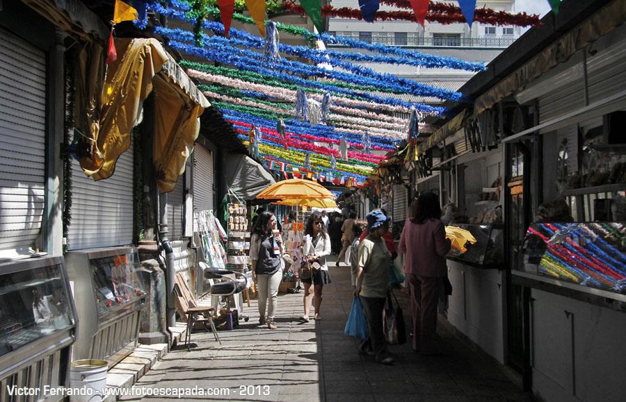 Oporto - Mercado Bolhao