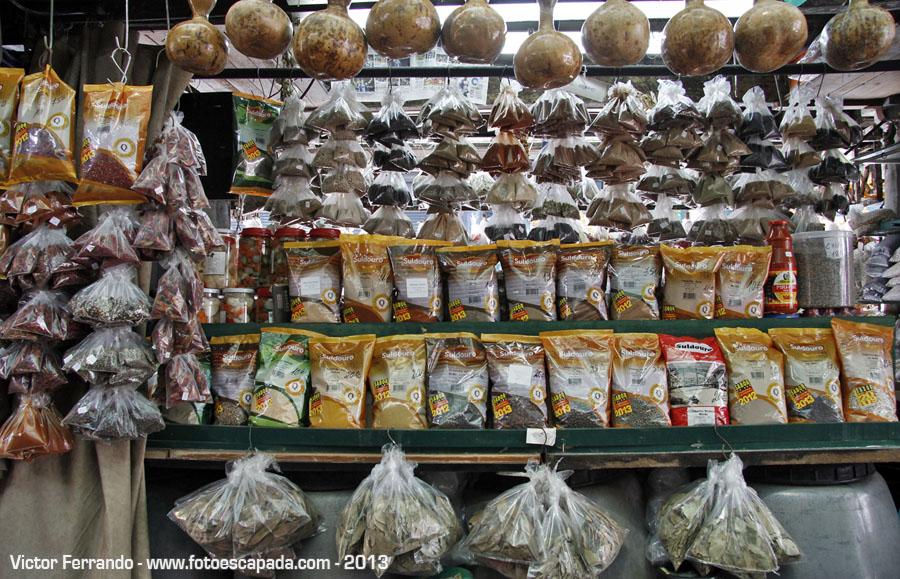 Oporto - Mercado do Bolhao