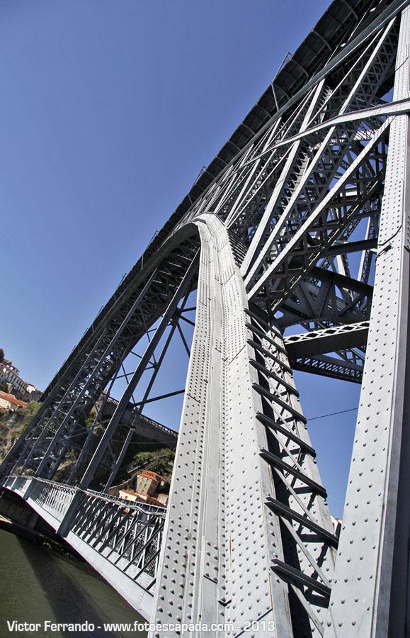 Ponte Luiz I Oporto