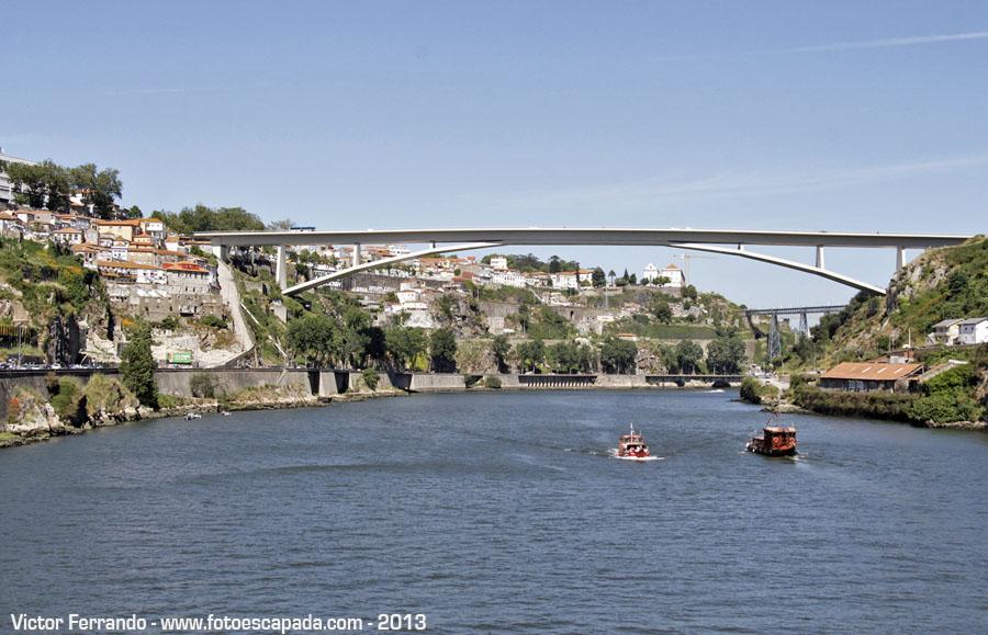 Puente Luis I Oporto