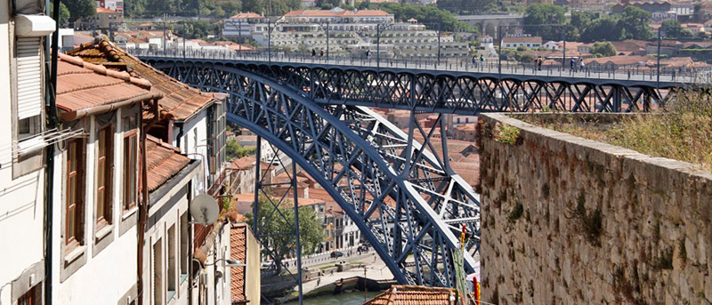 Primeros pasos en Oporto