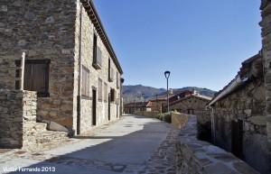 Sierra Rincon BlogTrip - Paseando por La Hiruela
