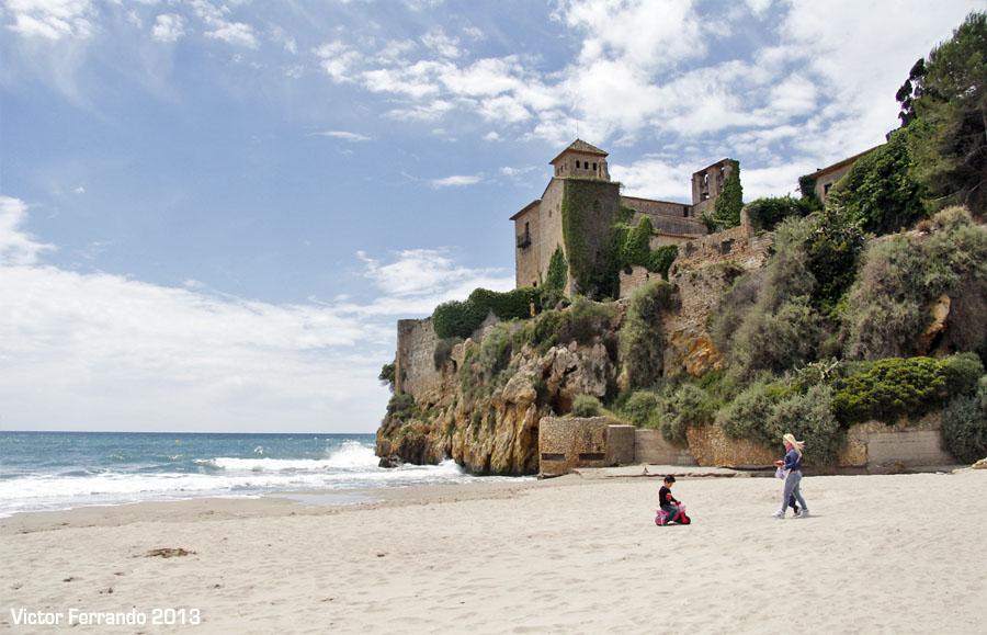TBMCatSur - Cami de Ronda Tarragona - Castillo de Tamarit