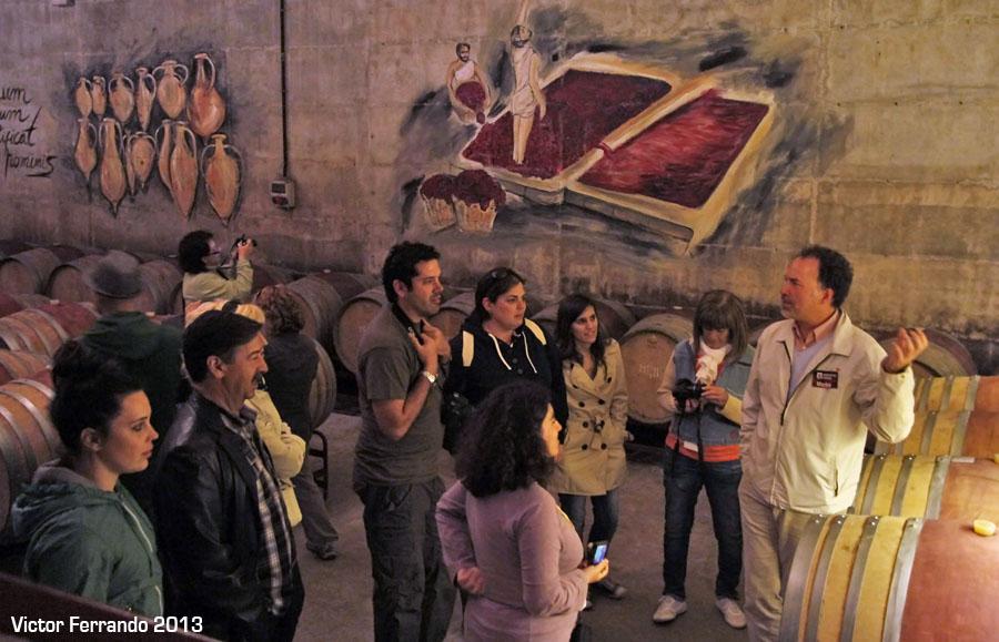 TBMCatSur Tarragona - GastroBatalla - Xató Bodegas Augustus Forum