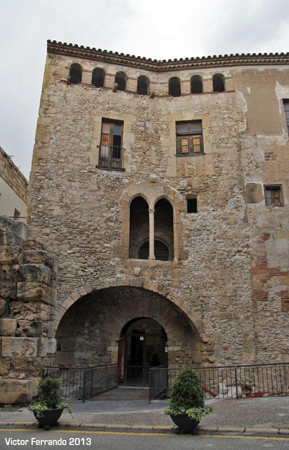 TBMCatSur Tarragona Paseando por el Casco Antiguo