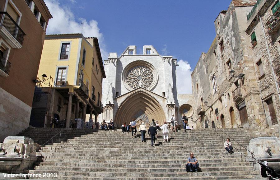 El casco antiguo de tarragona un paseo por la part alta de la ciudad - Casco antiguo de girona ...