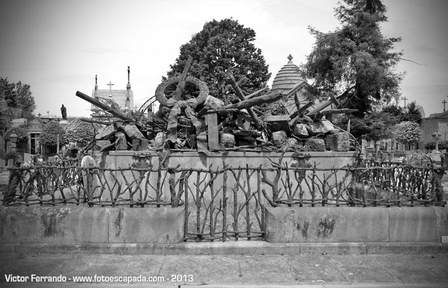 Cementerio de Agramonte Oporto