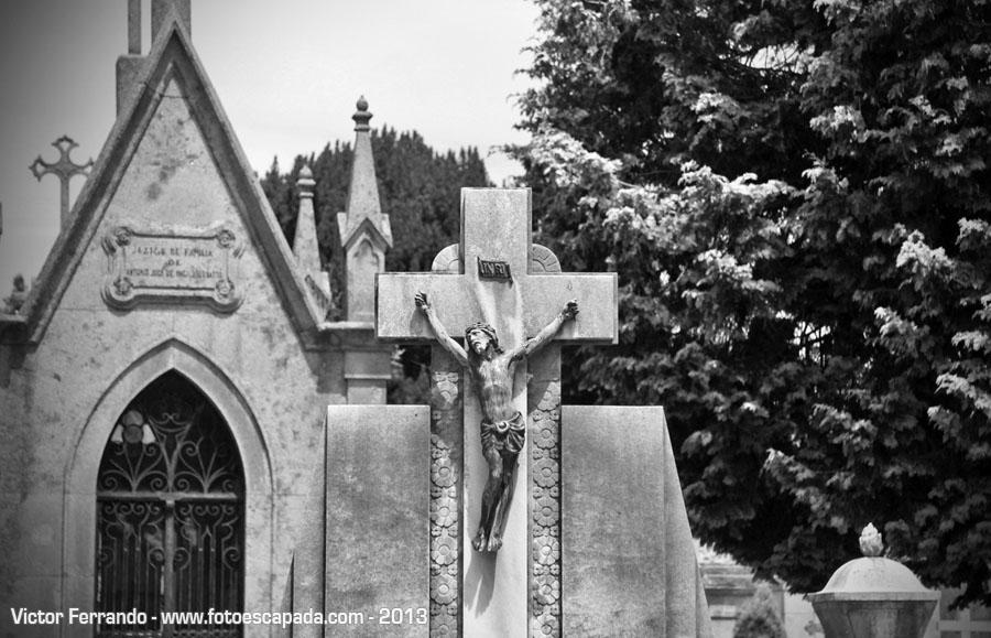 Cemitério de Agramonte Oporto