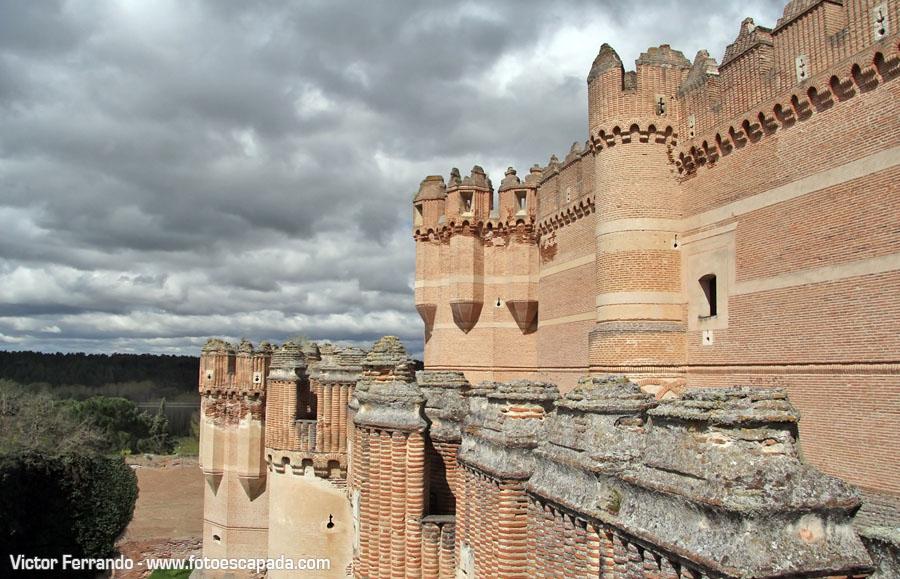 Castillos de Segovia