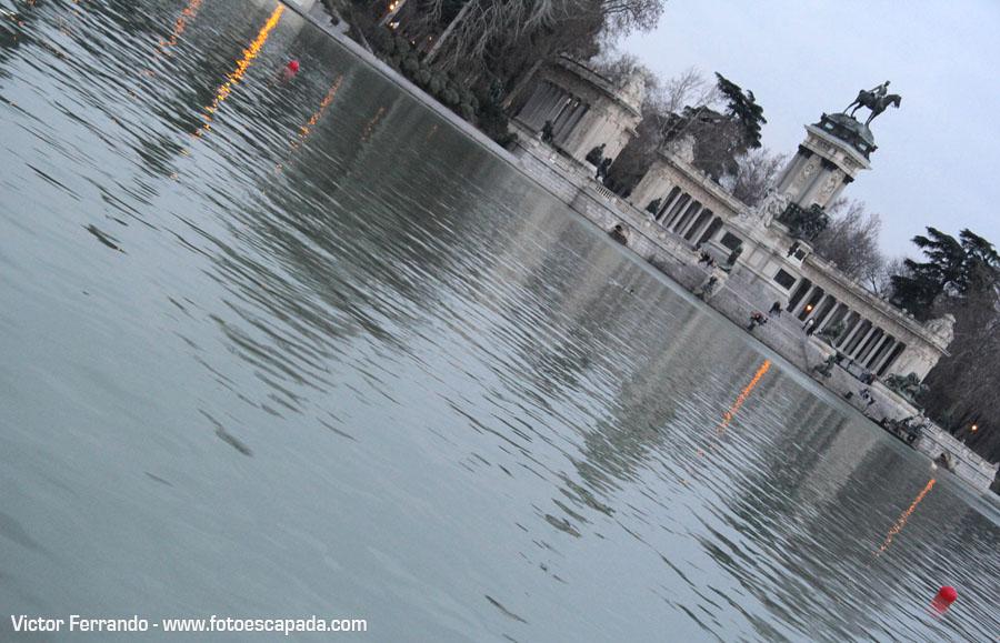 Jardín del Retiro Madrid