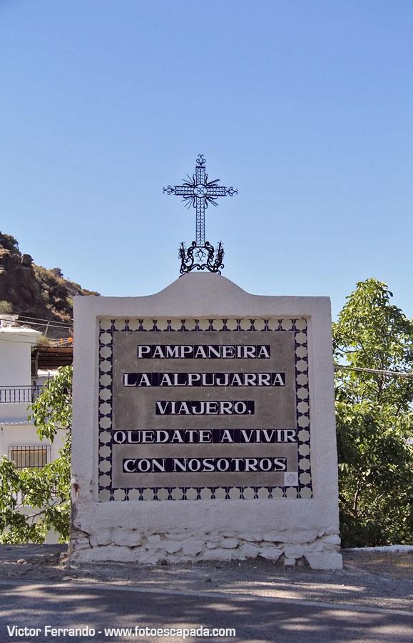 Fuentes de Pampaneira