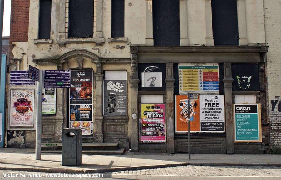 Duke Street China Town Liverpool