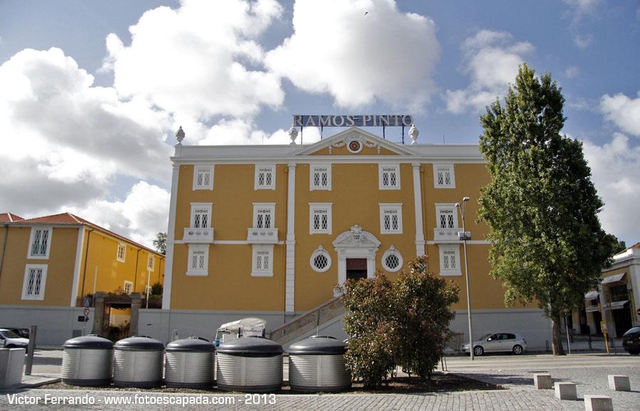 Bodeg Ramos Pinto Oporto Vilanova de Gaia