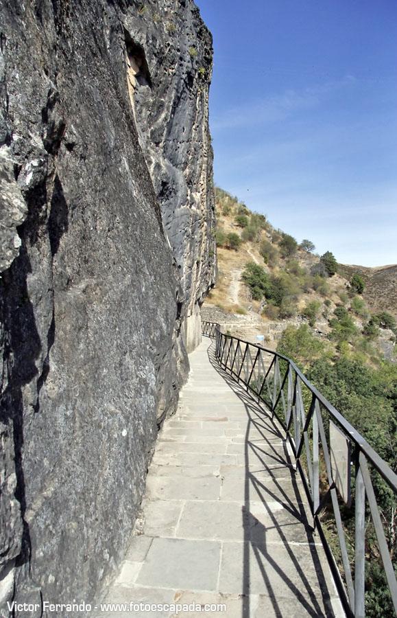 Ruta Pontón de la Oliva hasta Presa de Navarejos Madrid 6