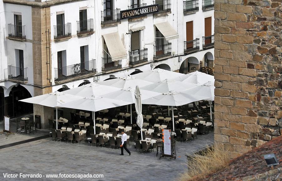Un paseo por Cáceres
