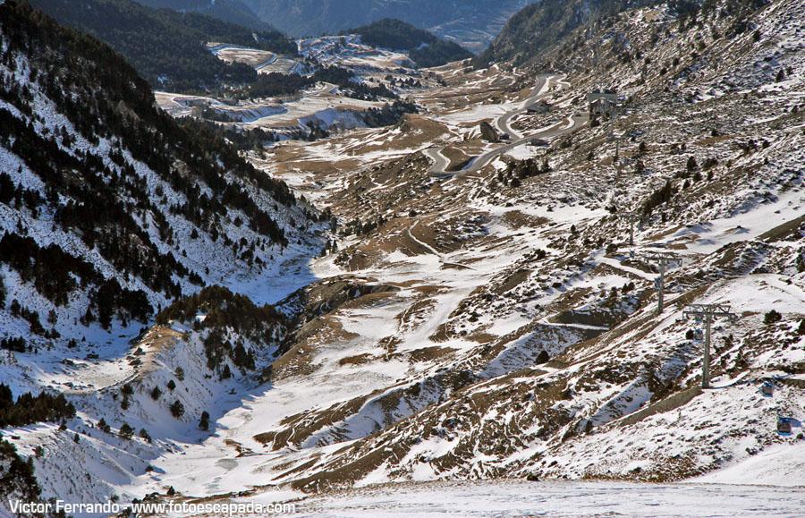 Funicamp en Andorra