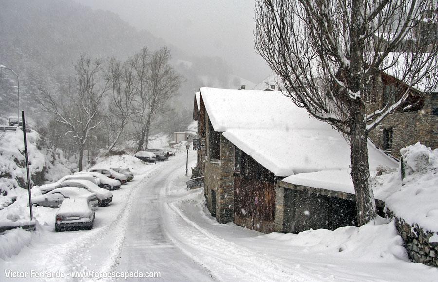 Nevada en Pal Andorra