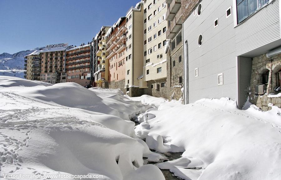 Pas de la Casa Nevado Andorra