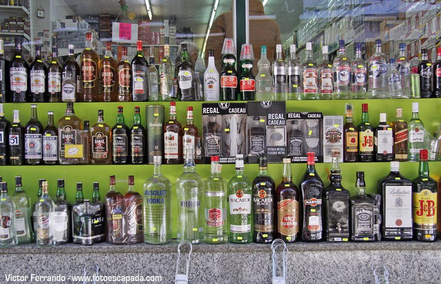 Tiendas de licores en Andorra