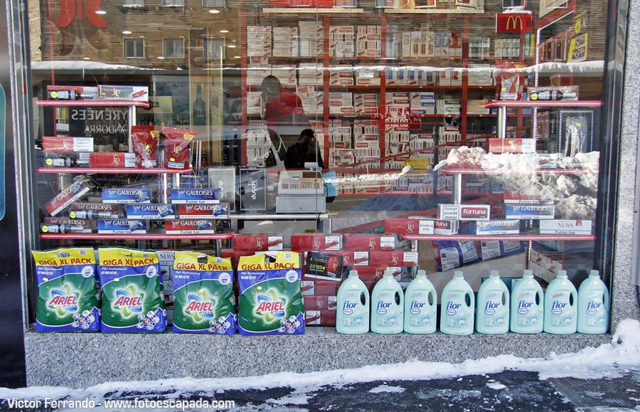 Tiendas de productos para el hogar en Andorra