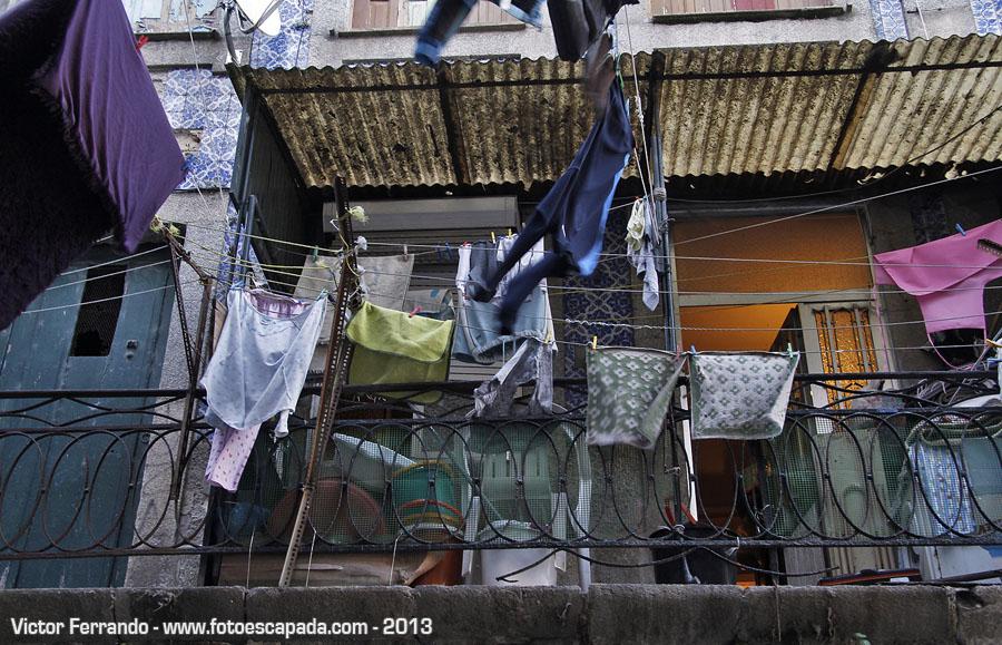 Balcones de Oporto