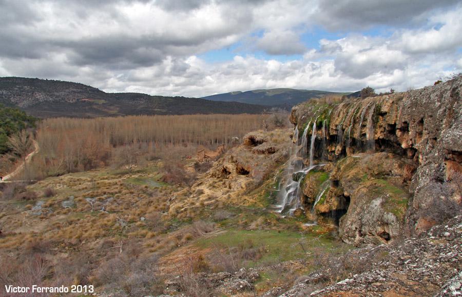Balsa de Valdemoro de la Sierra Cuenca