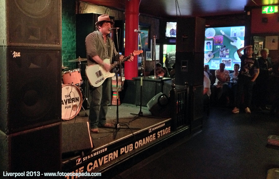 Cavern Pub Liverpool