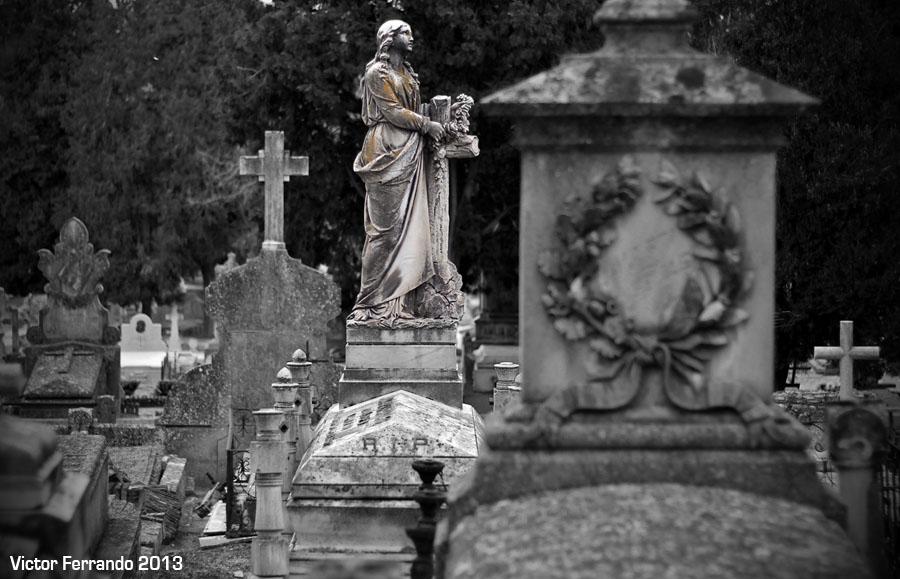 Cementerio de la Almudena Madrid