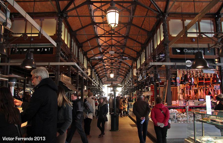 Mercado de San Miguel Madrid 2