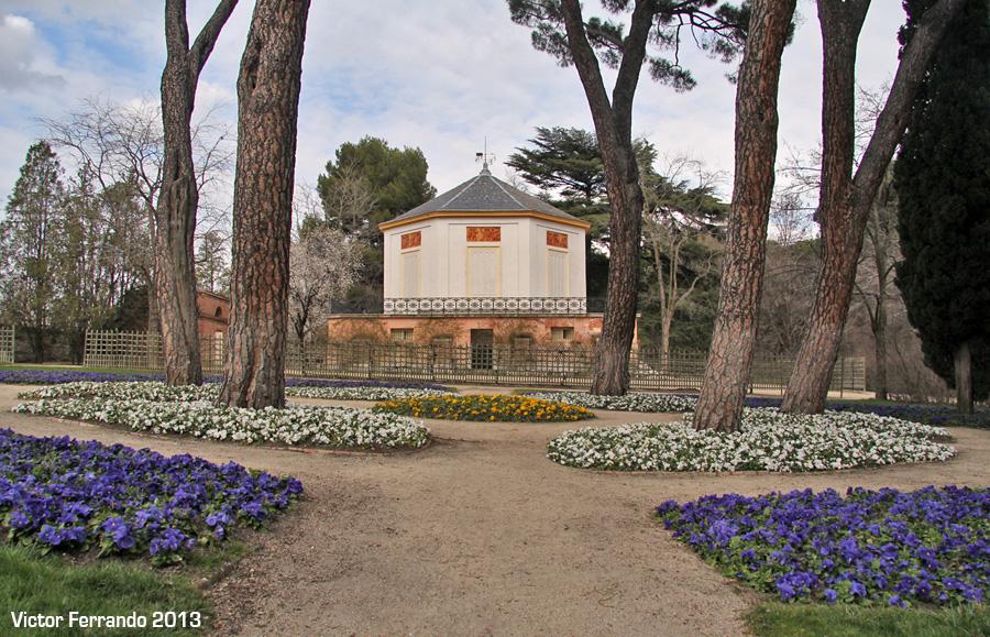 Parque del Capricho Madrid 2