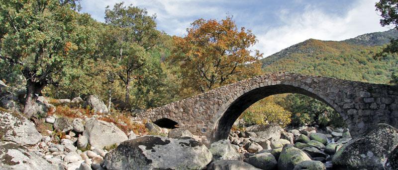 Ruta desde Candeleda a la Puente del Puerto