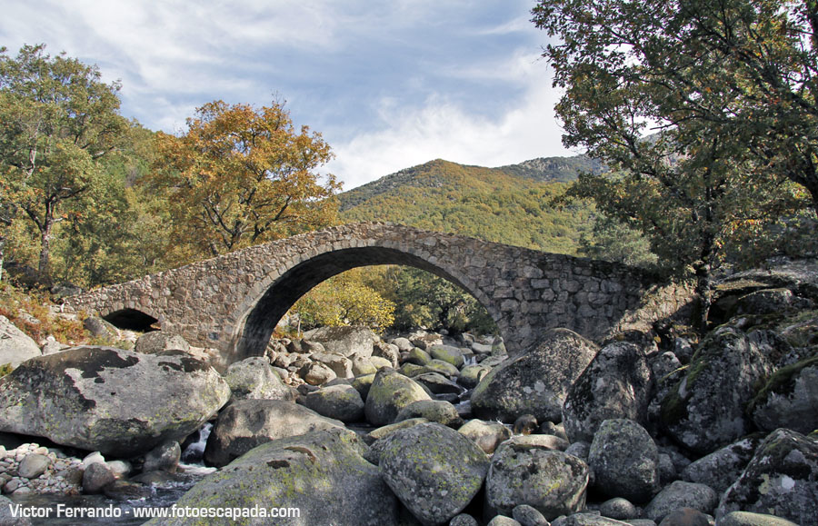 Ruta de Candeleda a La Puente del Puerto