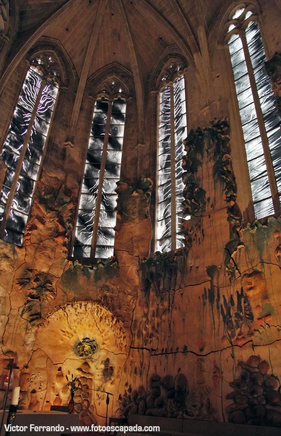 Capilla del Santísimo de Miquel Barcelo