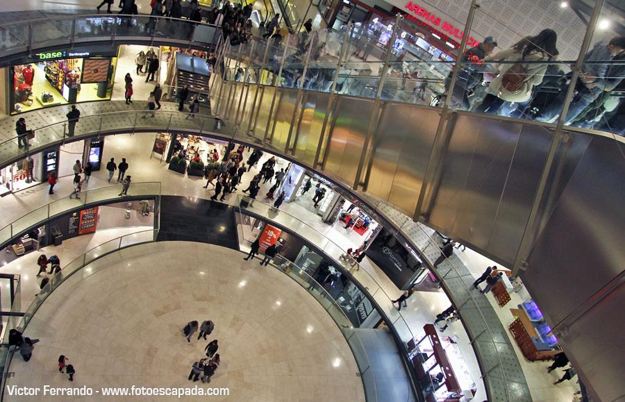 Centro Comercial Las Arenas Barcelona