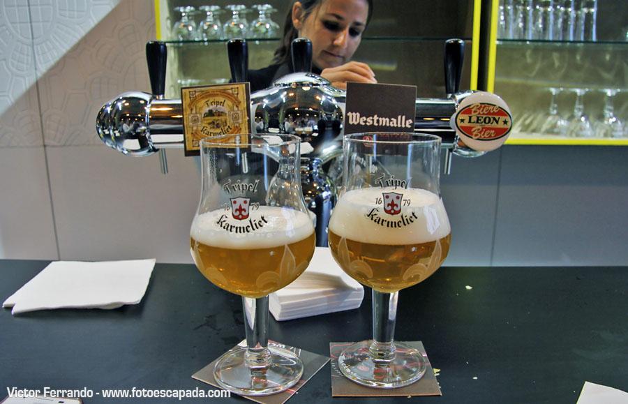 Cervezas Belgas en Fitur 2014