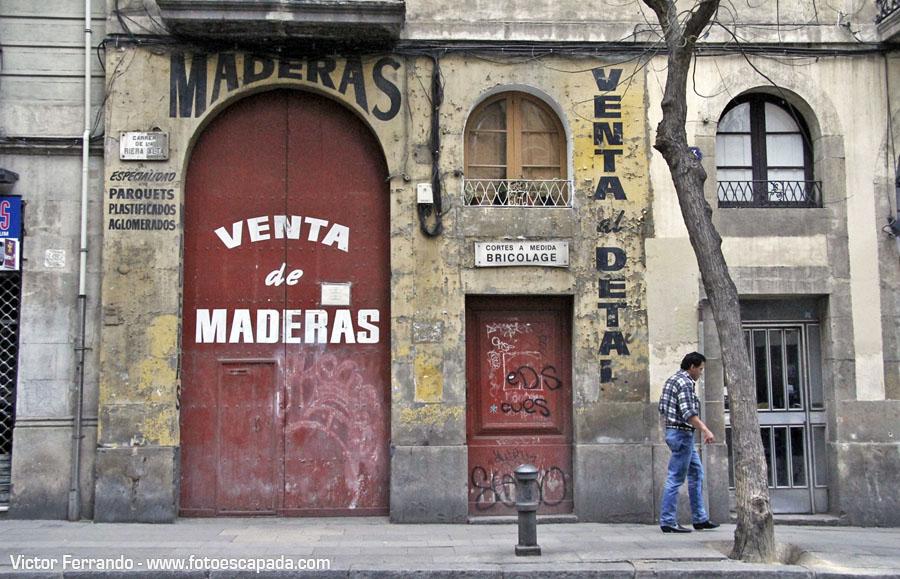 El Raval Barcelona
